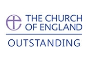 The Church of England Outstanding status logo