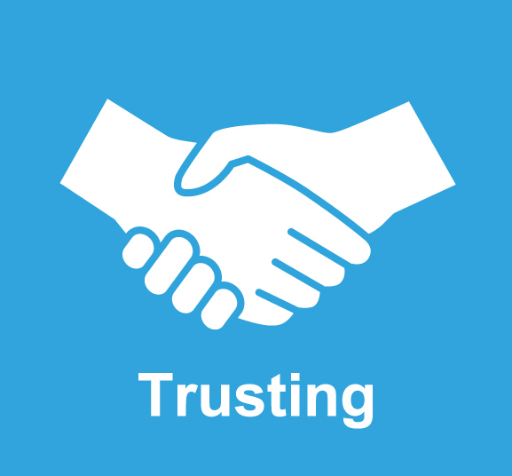 Trusting