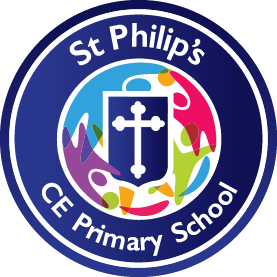 St Philip's CE Primary School logo