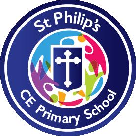 St Philip's CE Primary School logo